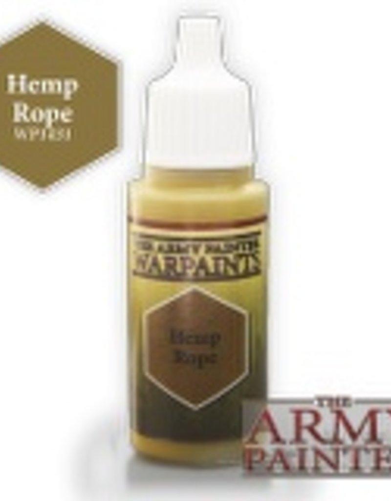 The Army Painter Acrylics Warpaints - Hemp Rope