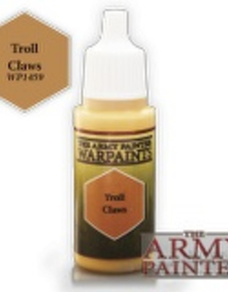 Army Painter Acrylics Warpaints - Troll Claws