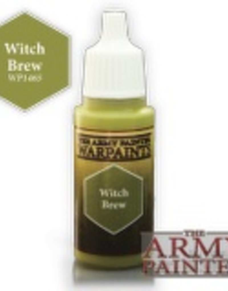 The Army Painter Acrylics Warpaints - Witch Brew