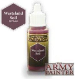 Army Painter Acrylics Warpaints - Wasteland Soil
