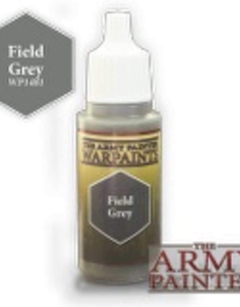 The Army Painter Acrylics Warpaints - Field Grey