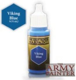 Army Painter Acrylics Warpaints - Viking Blue