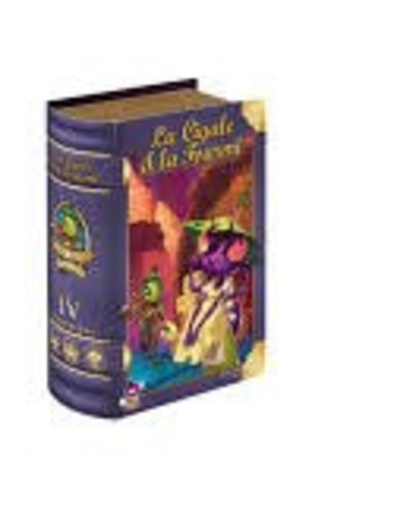 Purple Brain La Cigale et la Fourmie (FR)
