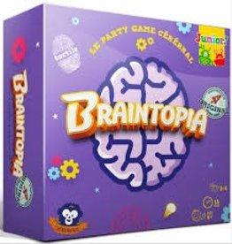 Captain Macaque Braintopia - Junior (FR)