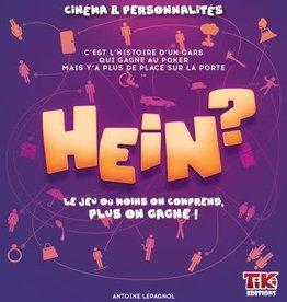 Tiki Editions Hein? - Cinéma & Personnalités (FR)