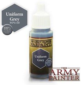 Army Painter Acrylics Warpaints - Uniform Grey