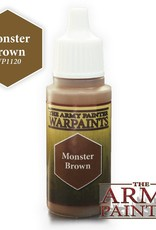 Army Painter Acrylics Warpaints - Monster Brown