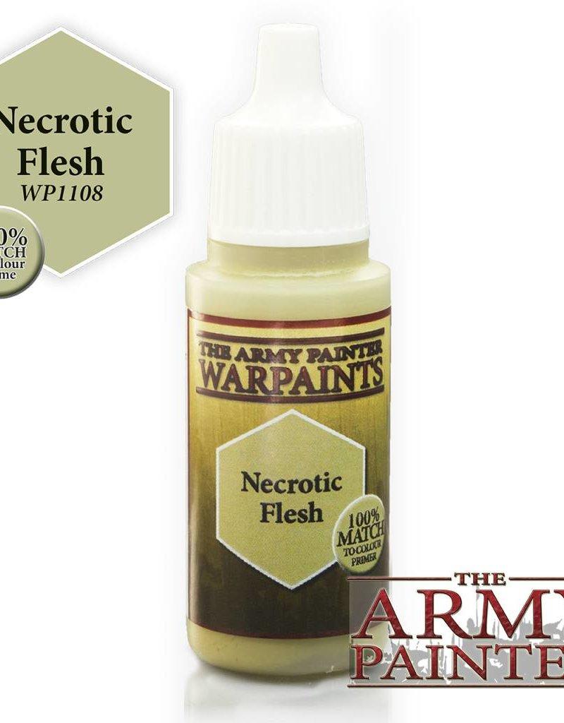 Army Painter Acrylics Warpaints - Necrotic Flesh