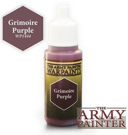 Army Painter Acrylics Warpaints - Grimoire Purple