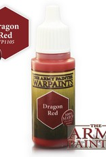 Army Painter Acrylics Warpaints - Dragon Red