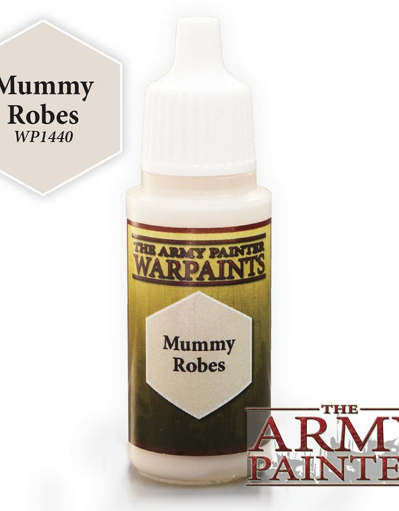 Army Painter Acrylics Warpaints - Mummy Robe