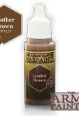 The Army Painter Acrylics Warpaints - Leather Brown