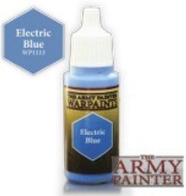Army Painter Acrylics Warpaints - Electric Blue
