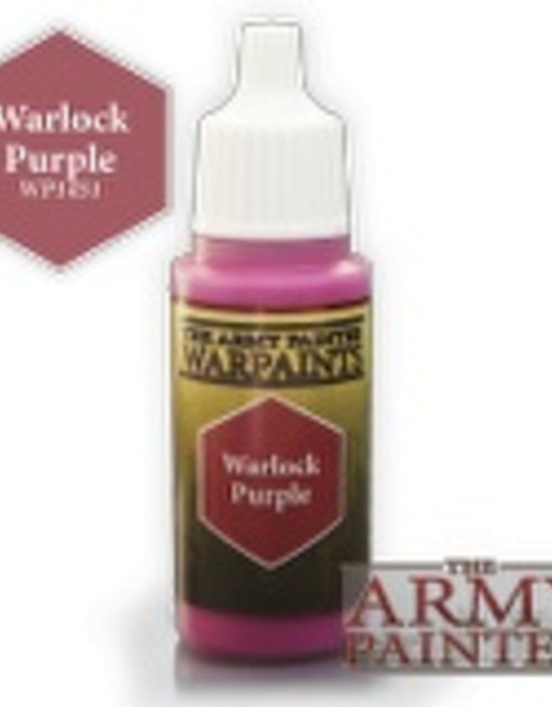 The Army Painter Acrylics Warpaints - Warlock Purple