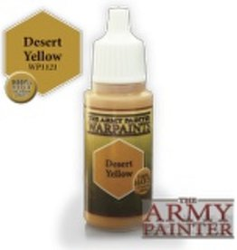 The Army Painter Acrylics Warpaints - Desert Yellow