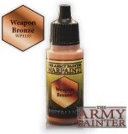 Army Painter Metallics Warpaints - Weapon Bronze