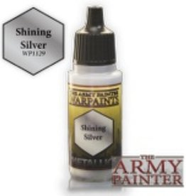 Army Painter Metallics Warpaints - Shining Silver