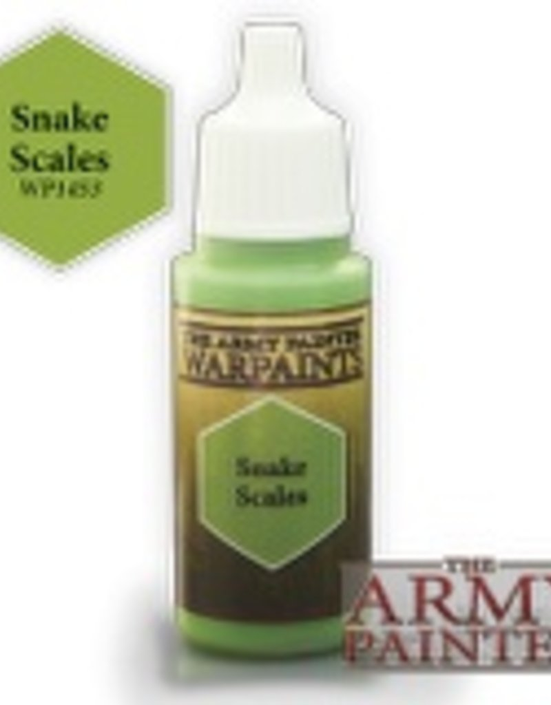 The Army Painter Acrylics Warpaints - Snake Scales