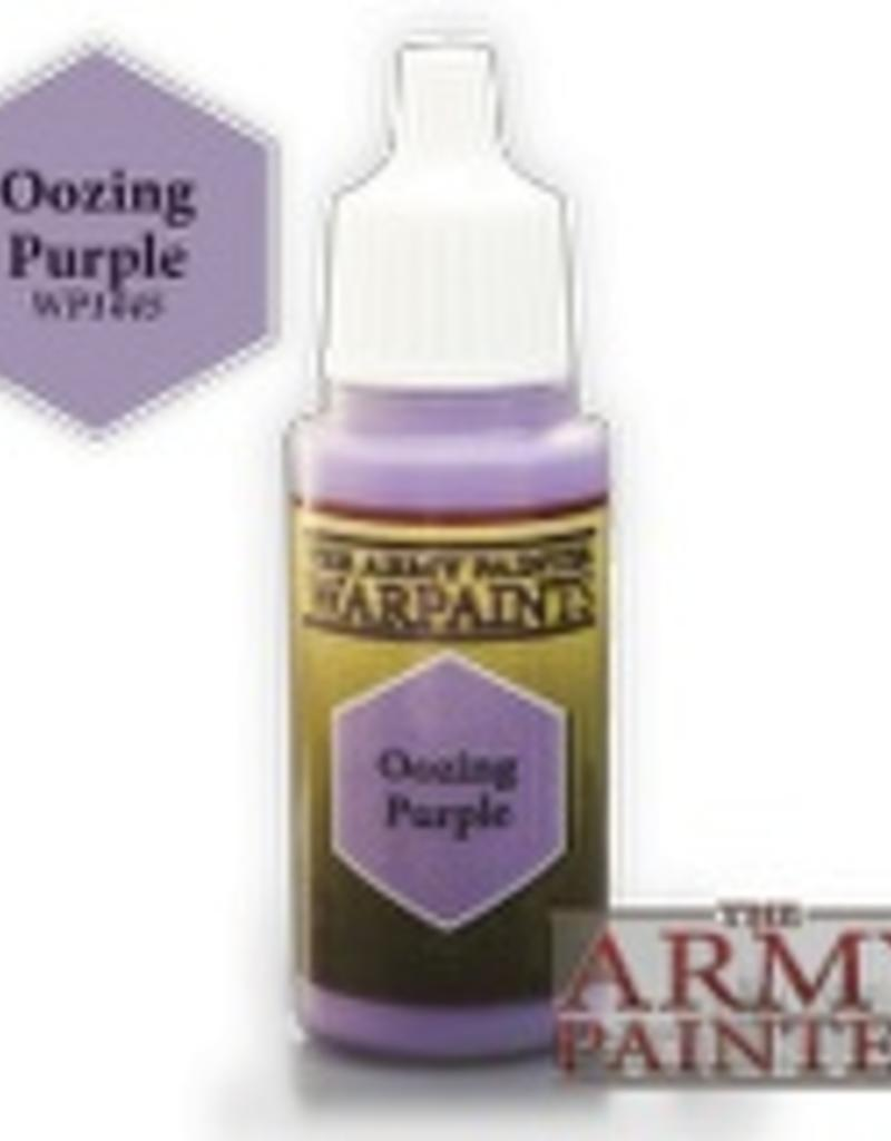 The Army Painter Acrylics Warpaints - Oozing Purple