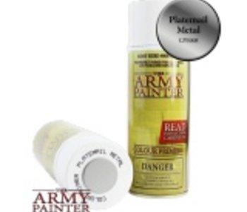 Army Painter - Primer Plate Mail Metal Spray