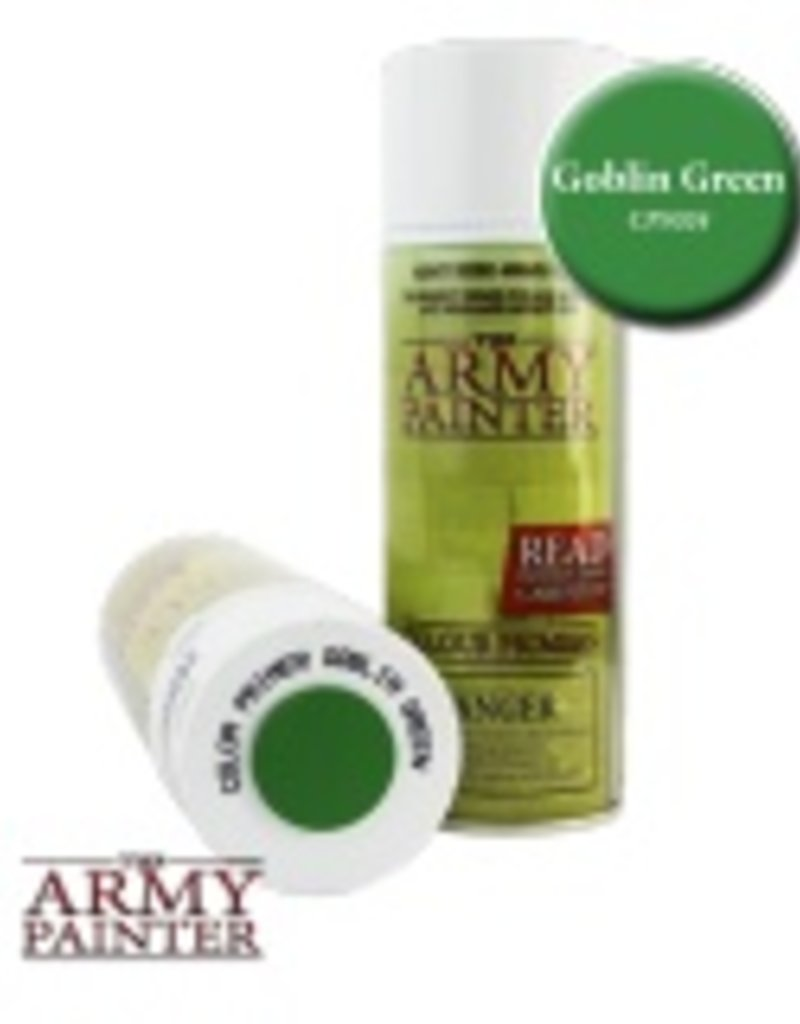 Army Painter Army Painter - Primer Goblin Green Spray