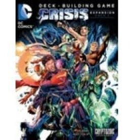 Cryptozoic Entertainment DC Comics DBG: Ext. Crisis Pack 1 (EN)  (commande spéciale)