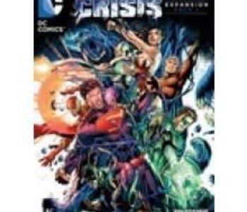 DC Comics DBG: Ext. Crisis Pack 1 (EN)  (commande spéciale)