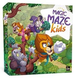 Sit Down Magic Maze Kids (ML)