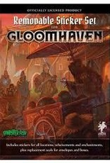 Sinister Fish Gloomhaven - Removable Sticker Set (EN)
