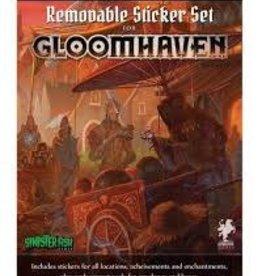 Sinister Fish Gloomhaven - Removable Sticker Set (EN)
