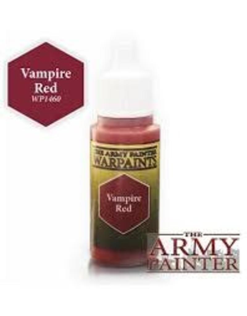 The Army Painter Acrylics Warpaints - Vampire Red