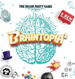 Captain Macaque Braintopia 2 (ML)