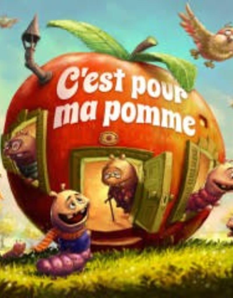 MJ Games C'est Pour Ma Pomme (FR)