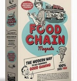 Passport Games Food Chain Magnate (EN)