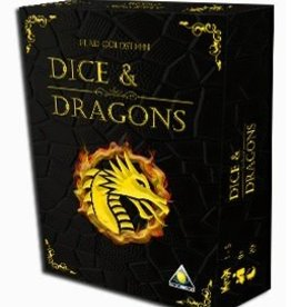 GoldenEggGames Dice and Dragons (EN)