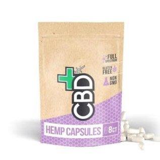 CBDfx - CAPSULES - 8CT