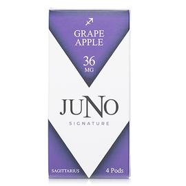 JUNO JUNO - SAGITTARIUS - 4 PACK PODS - 48 MG