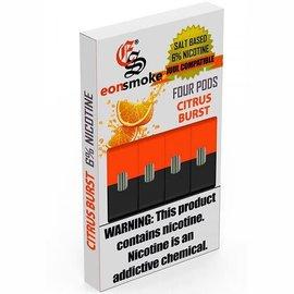 EONSMOKE EONSMOKE - CITRUS BURST 6% PODS