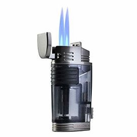 TORCH LIGHTER BRANDLESS DOUBLE FLAME
