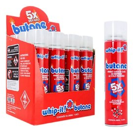 WHIP IT 5 300ml BUTANE CAN
