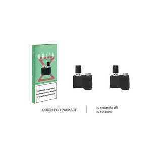 LOSTVAPE LOSTVAPE ORION .5 REPLACEMENT POD (2 PACK)