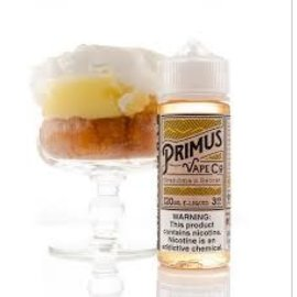 PRIMUS VAPE CO GRANDMA'S SECRET - PRIMUS VAPE CO - 0MG - 120ML