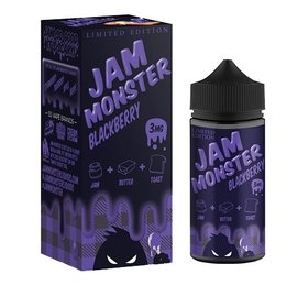JAMMONST JAM MONSTER - BLACKBERRY JAM