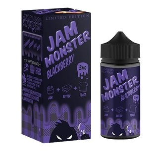 JAMMONST JAM MONSTER - BLACKBERRY JAM