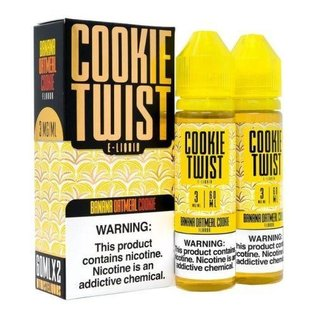 TWST COOKIE TWIST - BANANA OATMEAL COOKIE