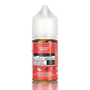 GLAS BASIX SALT - CRUNCH BERRY