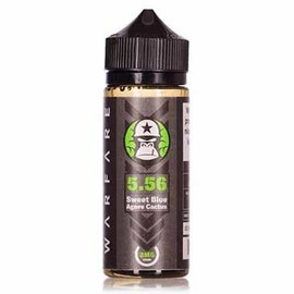 GORILLA WARFARE GORILLA WARFARE 5.56 RELOADED 120ML 3MG