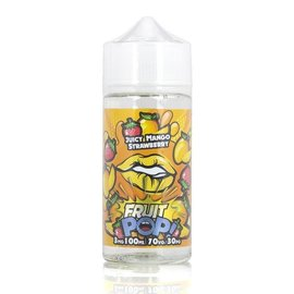 FRUIT POP! FRUIT POP - JUICY MANGO STRAWBERRY - 100ML - 6MG