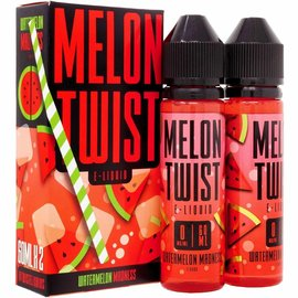 TWST LEMON TWIST - WATERMELON MADNESS (RED NO.1) - 60ML
