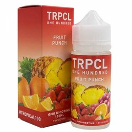 TRPCL ONE HUNDRED - FRUIT PUNCH